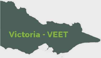 Victoria - Energy Efficiency Target (VEET)