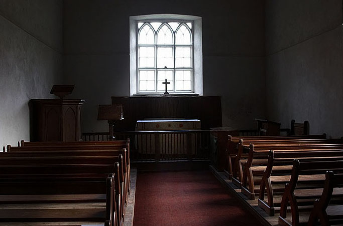 Interior Lighting in Churches