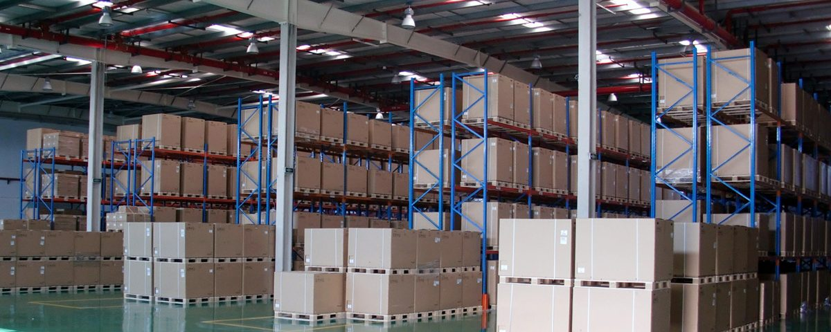 LED high bays for environment-friendly warehouses