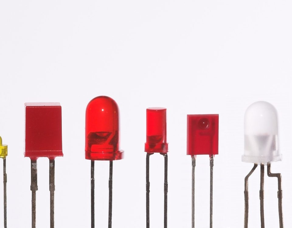 improve the efficiency of LED lighting